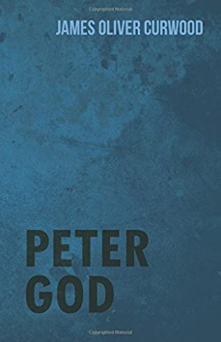 book cover of Peter God