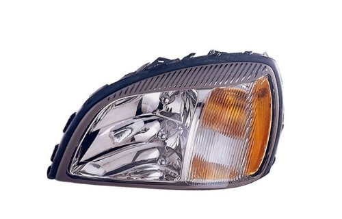 (Cadillac Deville Replacement Headlight Assembly -)