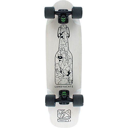 Landyachtz Dinghy Growler Complete Skateboard - 8