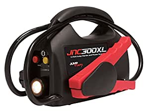 Jump-N-Carry JNC300XL 900 Peak Amp Ultraportable 12V Jump Starter with Light
