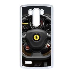 Ferrari For LG G3 Csae phone Case SF190561
