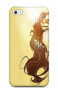 Shock-dirt Proof Wonder Woman Case Cover For Iphone 5c