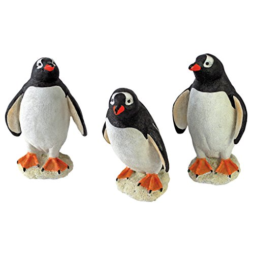 Design Toscano Baby Penguin Triplet Statues Review