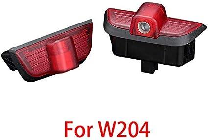 2 luces LED para puerta de coche, con logotipo de cortesía, para ...