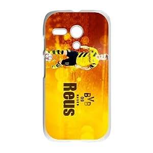 Personalized Durable Cases BVB Borussia Dortmund For Motorola Moto G Cell Phone Case White Otdjw Protection Cover