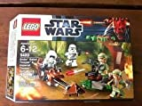 Game / Play LEGO Star Wars Endor Rebel Trooper and Imperial Trooper 9489, features flick missile Toy / Child / Kid