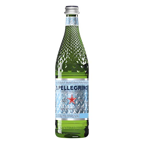 S.Pellegrino 120 Year Anniversary Limited Edition Bottle, 25.3 Fl Oz (Pack of 6)