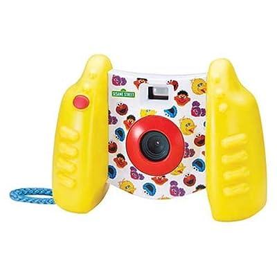 Sesame Street Real Digital Camera: Toys & Games
