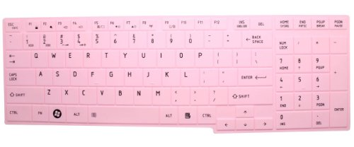 Silicone Keyboard Protector Toshiba Satellite