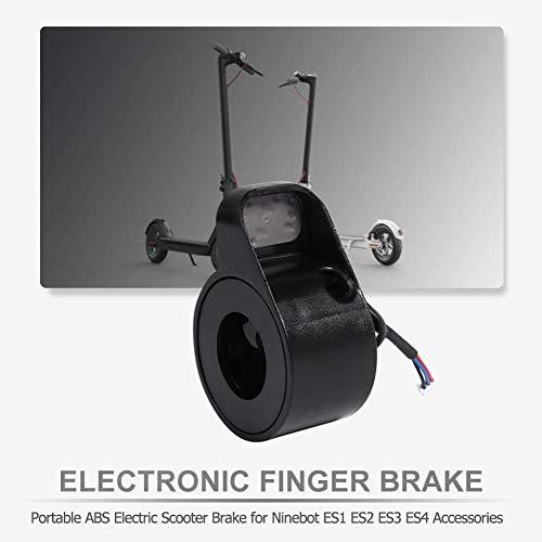 Amazon.com: Slibrat - Freno de patinete eléctrico portátil ...