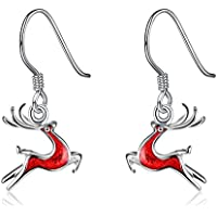 Earrings for Women Fashion Elegant Earrings Christmas Series Stud Earrings Jewelry Accessories Gift For Women