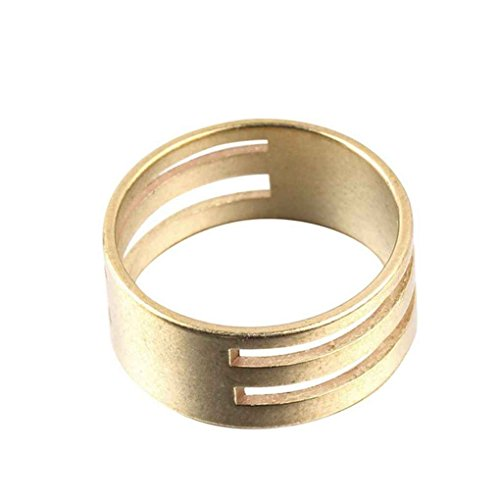 Xuanhemen Brass Jump Ring Open Close Tools for Jewellery Making Findings Jump Ring Opening Helper Tool ()