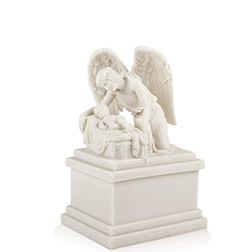 - Perfect Memorials Angel and Child Cremation Urn