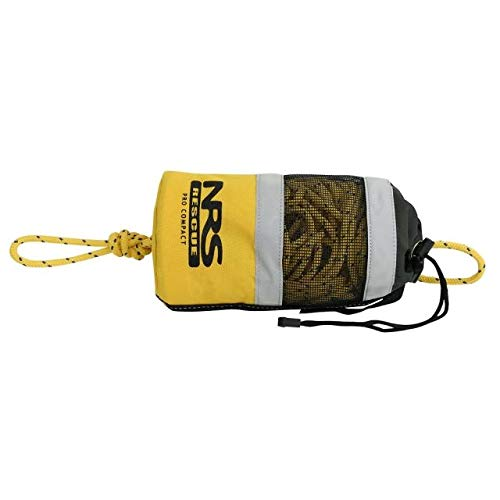 Nrs Compact - NRS Pro Compact Rescue Throw Bag Yellow 1/4IN x 70 FT