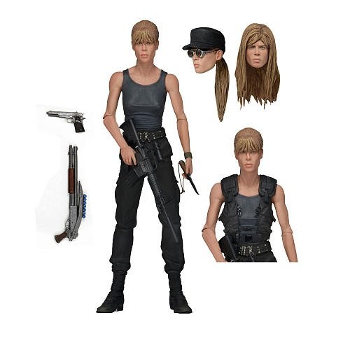 Terminator 2 - 7 Inch Action Figure - Ultimate Sarah Connor