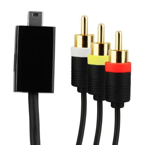 Click to buy HTC Multimedia ACT100 TV Out Cable for HTC Fuze/Touch Pro (NOT for Droid Incredible) - From only $19.99