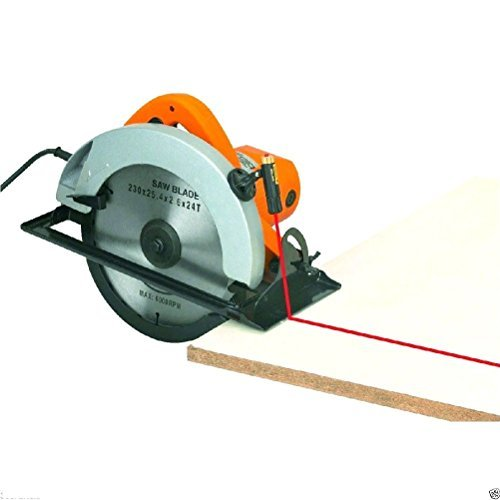 LASER CUTTING STRAIGHT GUIDE LINE MARK ATTACHMENT FOR POWER TOOL SAW LAZER LIGHT
