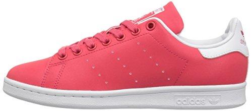 Smith Core Pink Leather Trainers Pink white Womens Stan Adidas BqxXwZEOq
