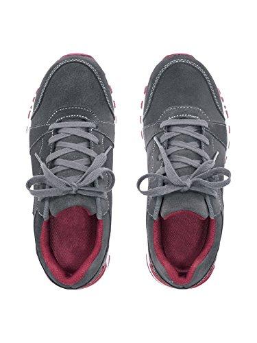 Avena Damer Al Slags Vejr Sneaker Aquastop - Vandafvisende - Grå Gr 38th nhy0z1XB1