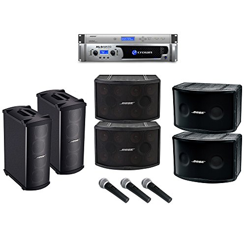 Bose 802 Speaker Public Address PA System for Gymnasiums,...