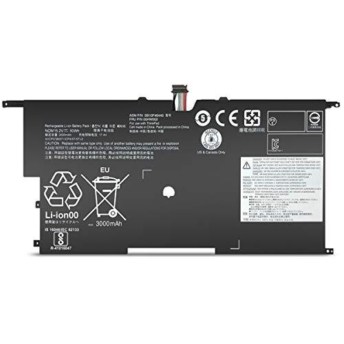 BatteryMon 00HW003 Battery for Lenovo ThinkPad X1 Carbon Gen 3 - Import It  All
