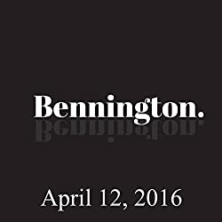 Bennington, Hayes Carll, April 12, 2016