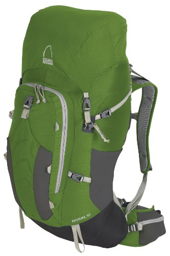 Sierra Designs Revival 50 Backpack (Small/Medium, Gator), Outdoor Stuffs
