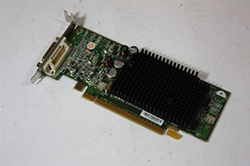 Genuine ATI Radeon X600 Computer Graphics Video Card Low Profile 256MB 102A6290800 0G9184
