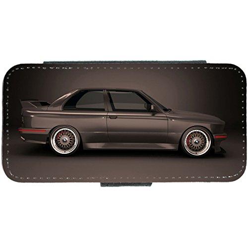 Hülle für iPhone 5/5S BMW E30M3Retro 328i M Sport Klappschutzhülle