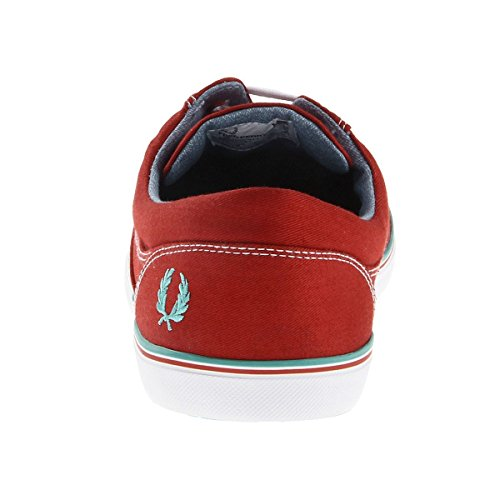 Fred Perry Moffitt Twill Brick Womens Trainers Size 5 UK