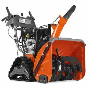 Husqvarna-27in-Electric-Start-Track-Drive-Snow-Thrower-369cc-Engine-Model-ST327T