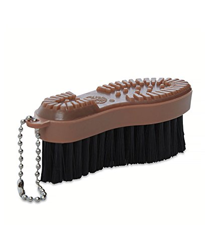 Timberland Rubber Sole Brush for Nubuck Leather Shoe Care Product no color OS 0X US (Best Suede Cleaner For Timberland Boots)