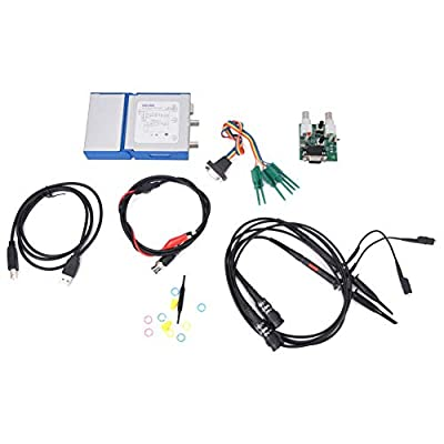 Signal Generator,Portable OSC482 13MHz Signal Generator Measurement with 4 Channels Logic Analyzer