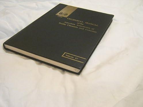 amazon in buy aatcc technical manual 1990 065 book online at low rh amazon in aatcc technical manual 2015 pdf aatcc technical manual 2013 free download