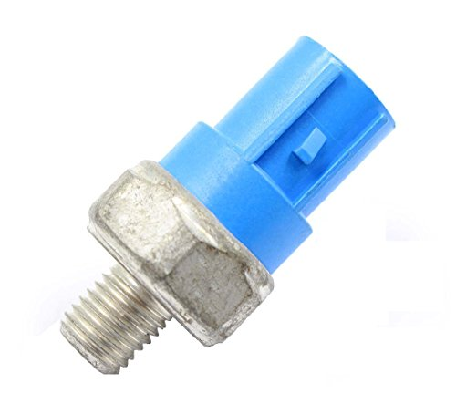 GooDeal Oil Pressure Switch Solenoid for Honda Acura Blue VTEC B16A B18C D16Y8 (Valve Oil Pressure Switch)