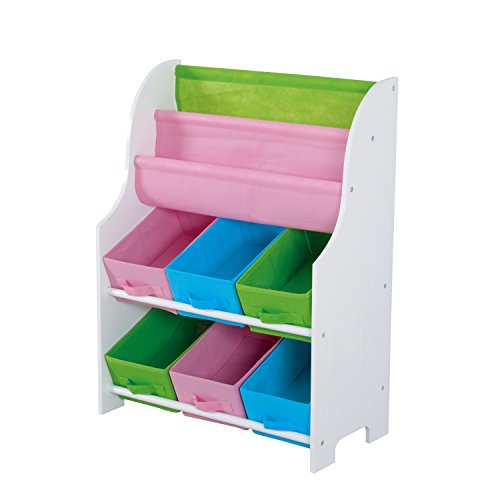 Home Basics Book Holder 6 Storage product image
