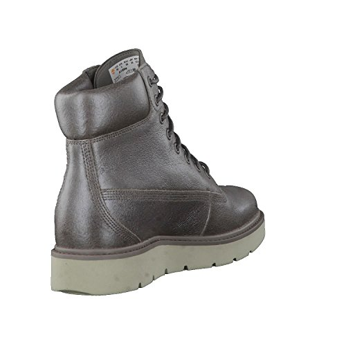 Timberland A1IRY Steeple Black 6 Chaussure Grey Kenniston inch U Char Lace dFpHqnfS