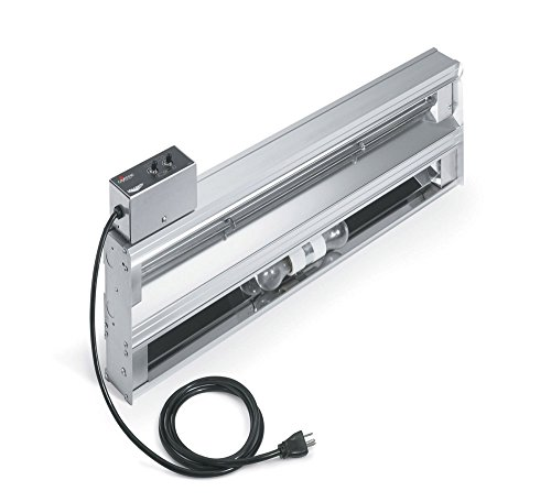 Vollrath 72681019 Cayenne 36'' Heat Strip with Sheathed Cal-Rod Element & Toggle Switch by Vollrath
