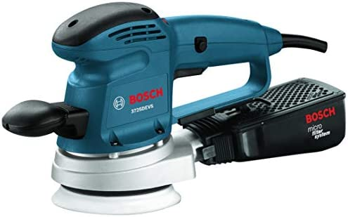 Bosch 3725DEVSN 5 In. Rear-Handle Random Orbit Sander