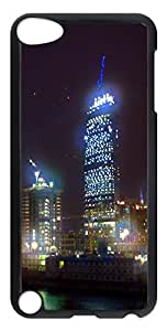 iPod 5 Case Moscow_city PC Custom iPod 5 Case Cover Black