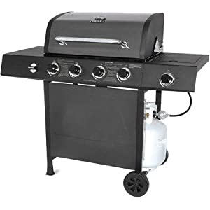 Bon Backyard Grill 4 Burner Gas Grill