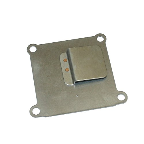 EZGO 72859G01 - Breather Plate, 2002-mid year 2008 Gas Vehicles with a 295cc or 350cc Fuji-Robin Engine ()