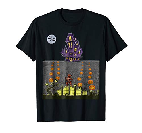 German Kobold Halloween Tshirt Mythical Creature Tshirt ()