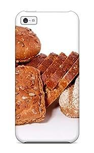 XiFu*MeiIphone High Quality Tpu Case/ Bread 2 Food Bread OrApuTN1722cpuOF Case Cover For Iphone 5cXiFu*Mei