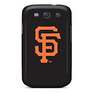 ColtonMorrill Samsung Galaxy S3 Shockproof Cell-phone Hard Cover Allow Personal Design Vivid Baseball San Francisco Giants 3 Pattern [gtY5236Gvsy]