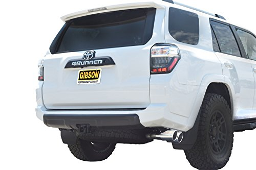 Gibson Performance Exhaust 618816 Cat-Back Dual Sport Exhaust System (Stainless)