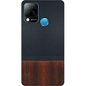 Amagav Soft Silicone Printed Mobile Back Cover for Infinix Hot 10S -Design131
