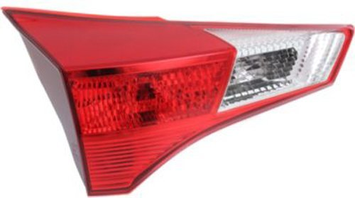 Crash Parts Plus Driver Left Side Tail Light Tail Lamp for 13-14 Toyota RAV4