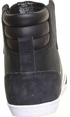 Hummel - Zapatillas de lona para mujer negro - negro