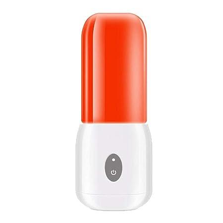 Mini Licuadora Personal Portátil USB sobre La Marcha, Batidora ...